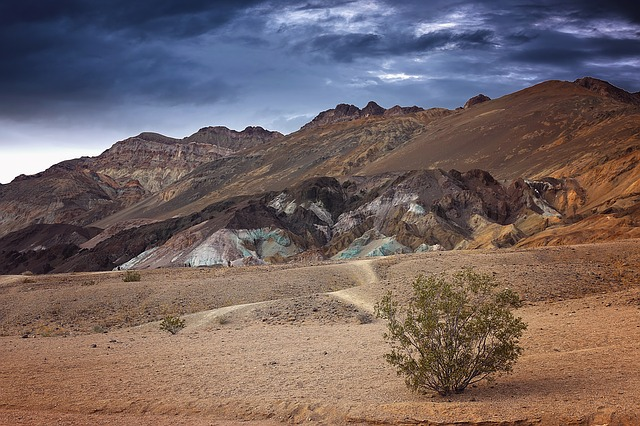Death Valley National Park panorama