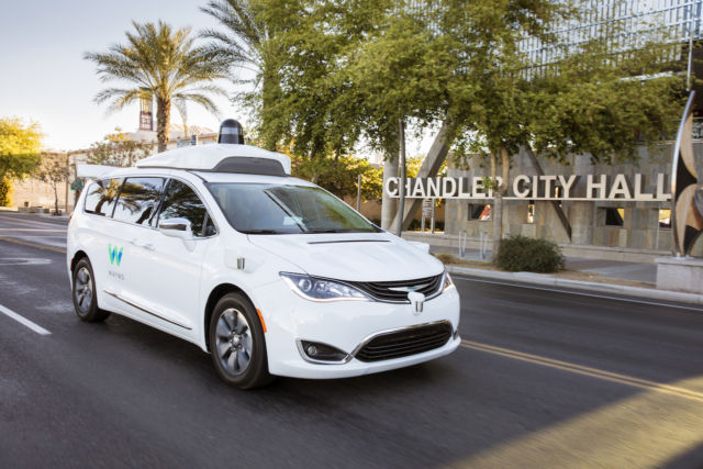 Waymo tested its driverless taxis in the Phoenix area for more than three years before beginning driverless commercial operations.