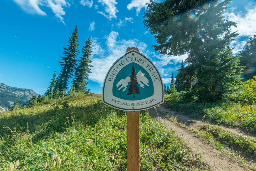 Crest National Scenic Trail