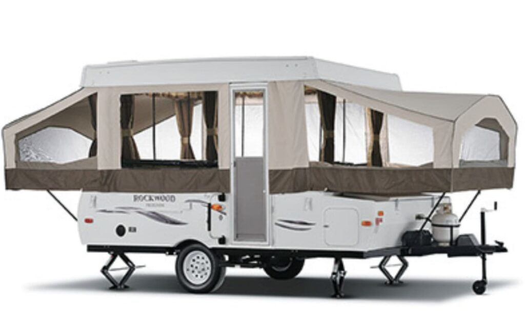 2014 Forest River RV Pop-up