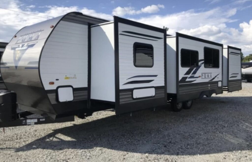 2021 Forest River RV Palomino travel trailer