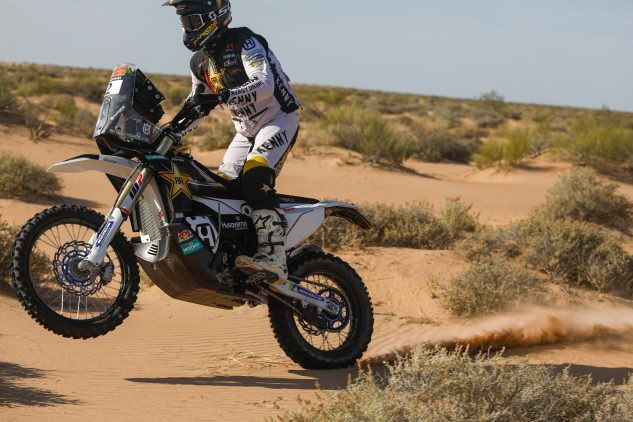 skyler howes racing the sonora rally 2021