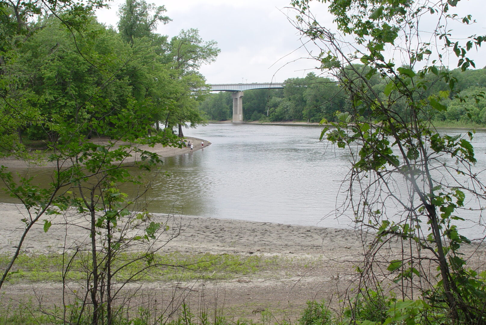 Fort Snelling State Park Confluence